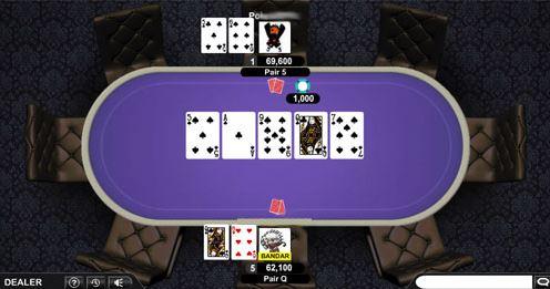 Bermain Poker Online Dan Strategi Bermain