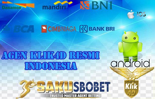 Perusahaan Togel klik4d dengan bonus menarik indonesia